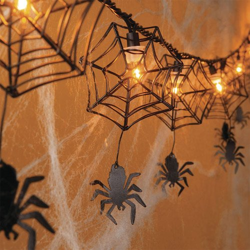 Top 10 great ideas for recycled halloween decorations for Make your own halloween decorations