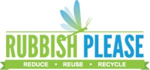 Rubbish Please logo