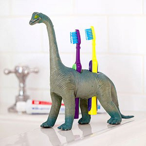 Dinosaurus Toothbrush Holder
