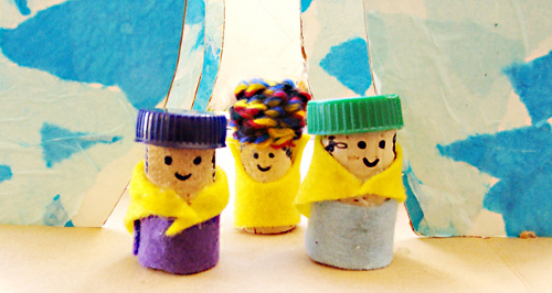 21 Coolest Kids Toys You Can Make From Recycled Materials