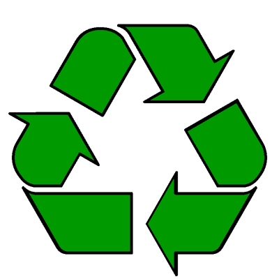 The Power Of A Symbol Reduce Reuse Recycle Rubbish Please