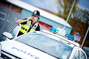 Bin Police in Aberdeen