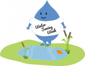 Water Saving Week 2015