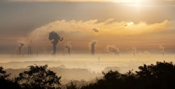 emissions from waste pollution