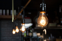 Light Bulbs - Turning Them Off Saves Money