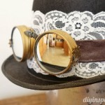 DIY-Steampunk-Hat-and-Goggles-Upcycled