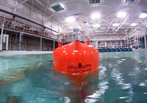 Hiwave energy generator tested in a pool