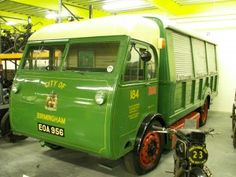 Electric Lorry for Waste Transport in London