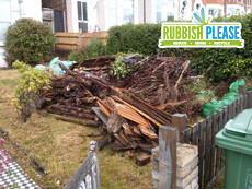 garden waste clearance