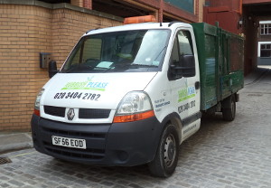 Commercial Waste Collection in London