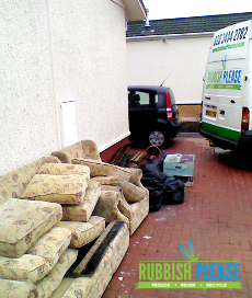 Quick & Safe Furniture Disposal Service