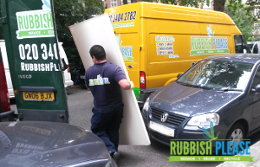 Office Waste Clearance in London